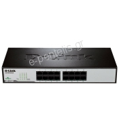 16-Port Ethernet 10/100 D-LINK DES-1016D